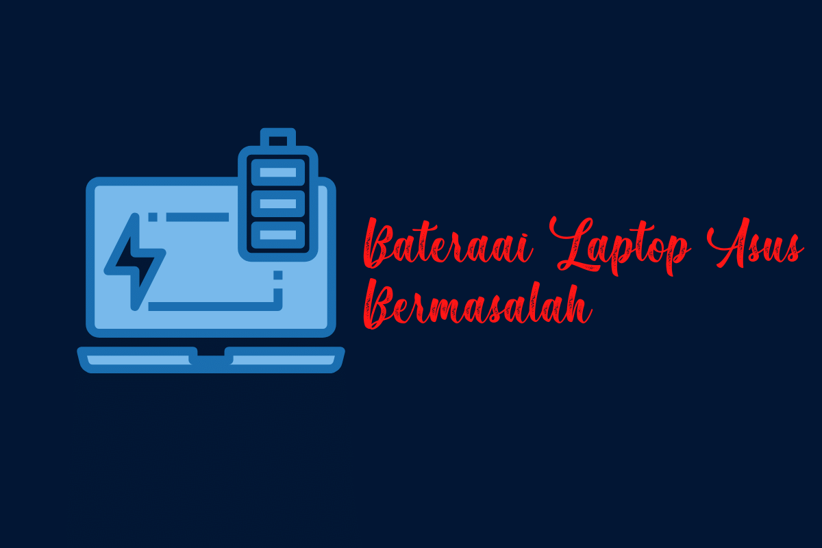 Baterai Laptop Asus Plugged In Charging