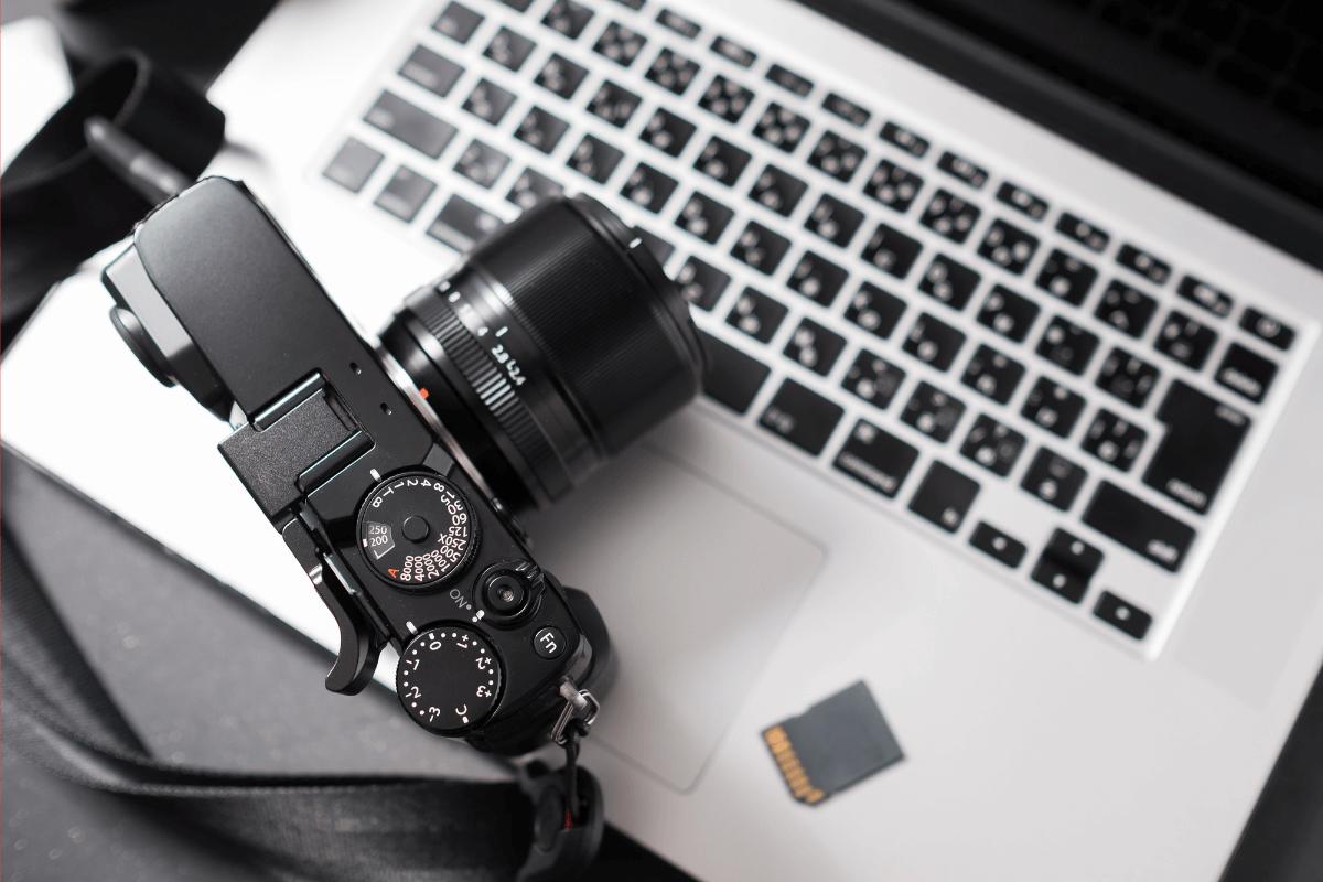 cara setting kamera laptop agar terang